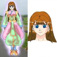 K先輩への画像3 主人公の双子の姉