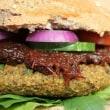 健康的な菜食主義者向け、代替肉商品は非常に不健康なものもあった。
