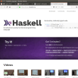 Haskell 学習中
