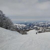 スキー in キューピットバレイ!!