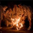 滝山寺 鬼祭り