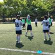 練習日誌&県リーグ初戦。
