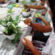 花育 動物の住むジャングルを作ろう! ◇ 燕市吉田粟生津公民館 ◇