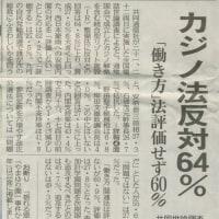 東京新聞・赤旗・産経・FNNに見る7月世論調査結果報道の問題は政権構想問題は触れていないことだ!これでは国民は暗くなる!