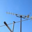 千葉県:船橋市馬込西にて、地デジ受信不良点検へ