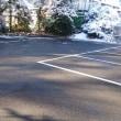 津久井の雪景色