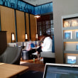 Sky Hub Lounge・Busan・Korea・Gimhae International Airport・スカイ・ハブ・ラウンジ・金海国際空港・釜山・韓国