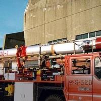 JAXA  小型ロケットSS-520 5号機 打ち上げ延期