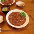 正統派麻婆茄子を使った、なーーんちゃって麻婆麻婆茄子定食@鎌倉七里ガ浜自宅厨房
