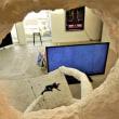 2017・12・16 神宮前・BLOCK HOUSE オオカミの眼‐THE IRIS OF A WOLF展 そして若いアーティストたち(^^♪