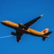 カンタス航空 エアバス A330-300 VH-QPD.  Sydney から定刻に到着