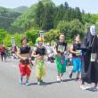 第41回 安政遠足侍マラソン(関所・坂本宿コース)のランナー達