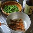 枝豆の東煮
