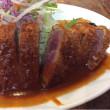 神戸 洋食の朝日 でランチ!!初体験の柔らかさ・・・。