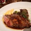 渋谷ヒカリエで肉ランチ