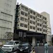 佐倉市役所と海隣寺
