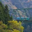 静かな鉄橋を、三江線