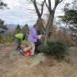 ㉓ 牛頭山登山 : 昼食タイム