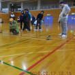 豊能町体育連盟主催の「フロアーカーリング大会」に参加しました。
