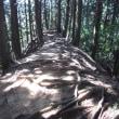 2017年9月3日 錫杖ヶ岳(シャクジョウガタケ 三重県亀山市 676m)