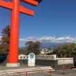 初めてじっくり富士山を観る