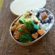お弁当(豚もも肉の野菜ジュース煮)