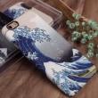 有名な絵と電話ケース  中国と日本の有名な絵を映っているケース