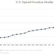 米国人の「薬物摂取」死亡確率、初めて自動車事故を上回った。
