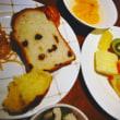 たまにはホテルでご飯を食べる。