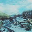山形の雪景色に旅番組のリポーター時代を思い出す☆