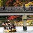 秋色の大阪城公園