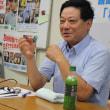 講演『私と労働運動』 郵政産業労働者ユニオンの内田正さん