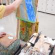 大作可能クラス「絵画制作」教室のご紹介