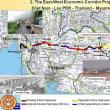 タイ、東西横断の複線鉄道建設、閣議で承認。