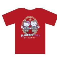 【感謝】BS大阪連盟でのハローキティTシャツのマッチングギフト