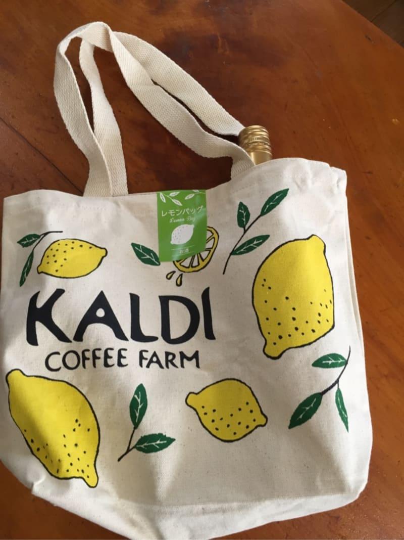 KALDIのレモンバック