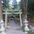 京都北山細野の三社の秋祭り・過疎地のお宮さんの在り方を考えなければ