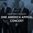 ハリケーン被災者支援イベントに歴代大統領5人勢ぞろい。
