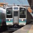 2017年8月11日,中央線 普通列車 436Mにて