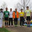 4月15日(日)のレース結果