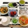 鮭のホイル焼きの夜ごはんと 京都土産の「こたべ」