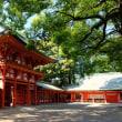 武蔵の国氷川神社へ