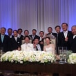 斎藤井川町長結婚披露宴