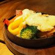 チーズがトロリのメニューがたくさんで迷う!@上野テラス 上野中央通り店(上野)