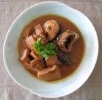 丸ごと食べる鯖の味噌煮…圧力なべでしか作れない!