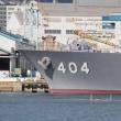 小説キャナルタウン 17 祝 進水 潜水艦 しょうりゅう  潜水艦救難艦ちよだ入港