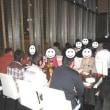 クラブアップル冬季交流会を行いました。