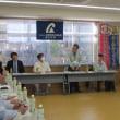 県土整備部長との意見交換会に係る回答書の説明会(桐生支部)