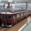 阪急京都線を撮影~南茨木付近にて_17/09/14
