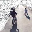 久しぶりの自転車